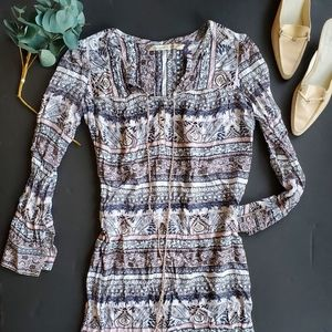 Chelsea and Violet Soft Long Sleeve Dress